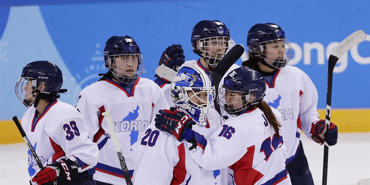 China Defeats Korea in Women's World Hockey Championship