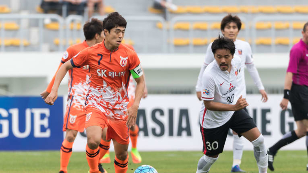 Jeju United Loses to Cerezo Osaka