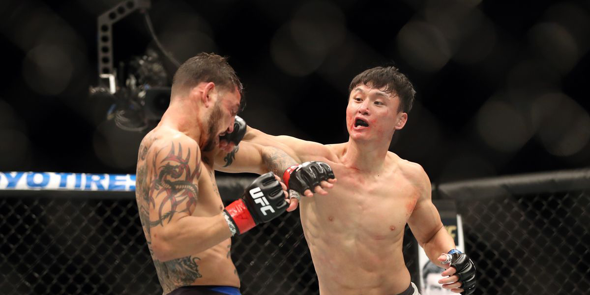 Choi Doo-ho Prepares for UFC Match
