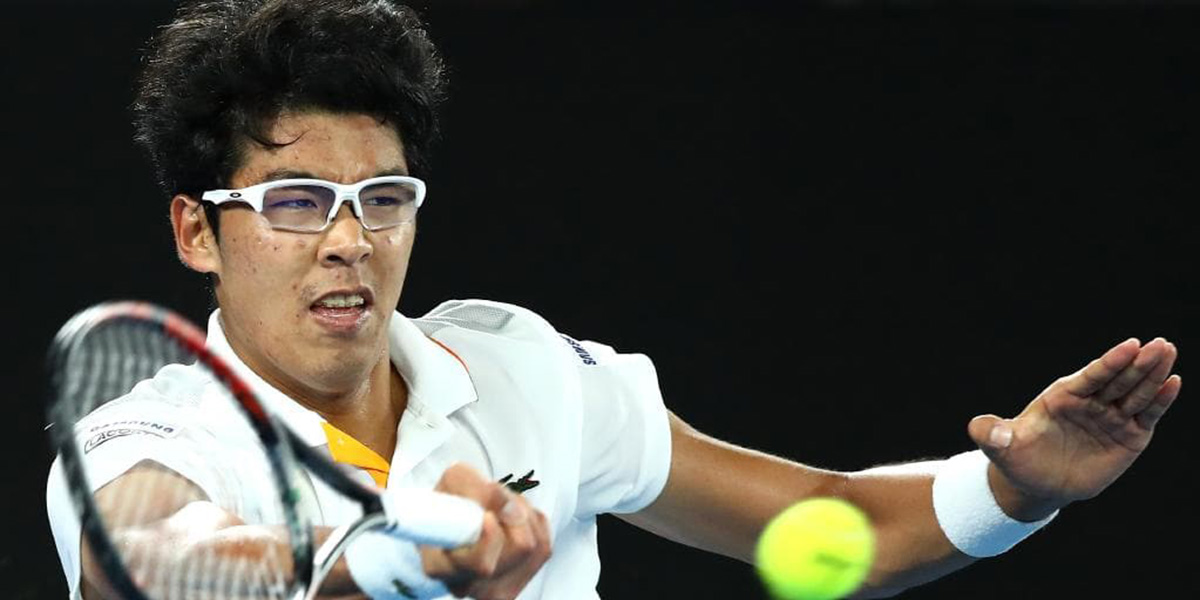 Chung Hyeon Advances to Semifinals