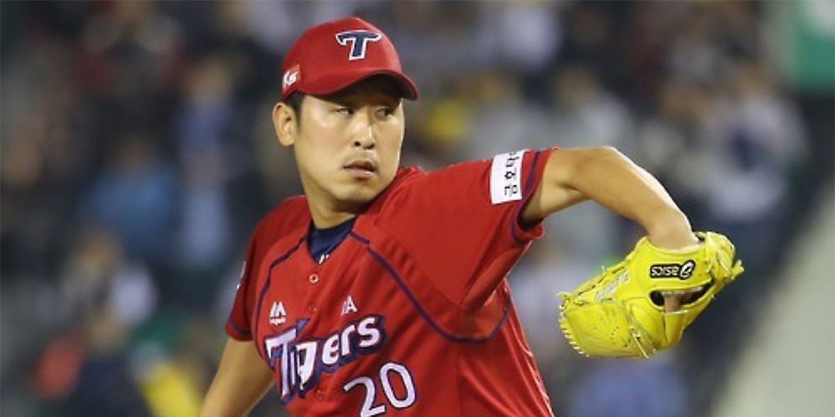 Yoon Suk-Min Returns in KBO