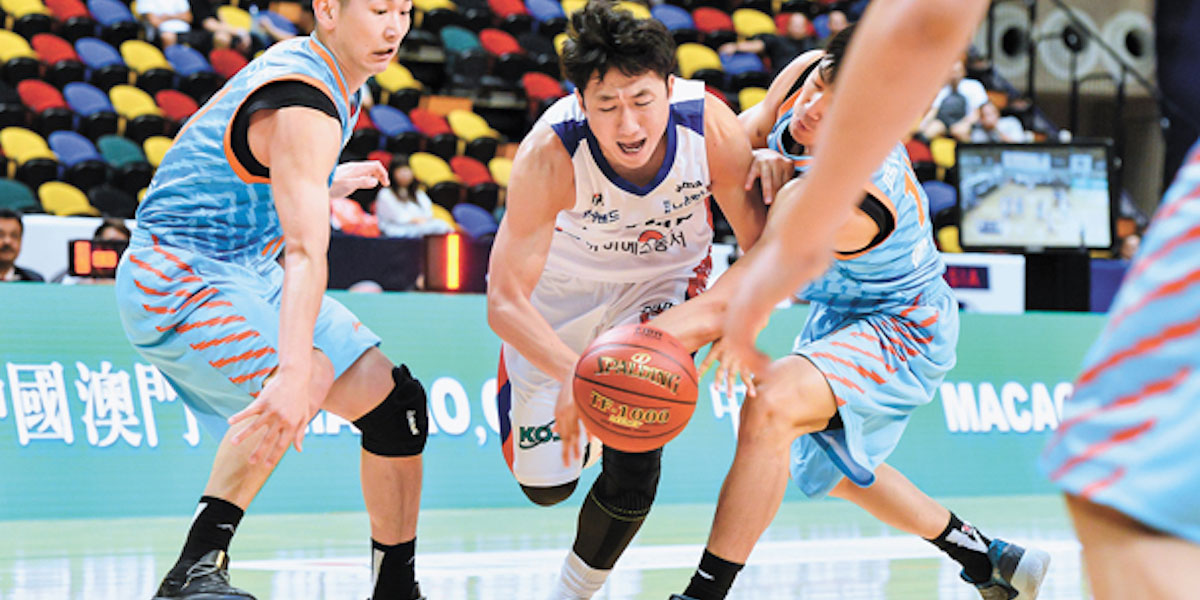 Jung Young-sam Leads ET-Land Elephants to Victory