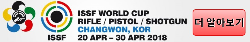 issf world championship changwon 2018