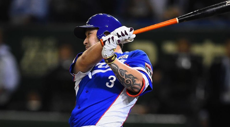 Ex-MLB players to Play for National Baseball Team in Asian Games