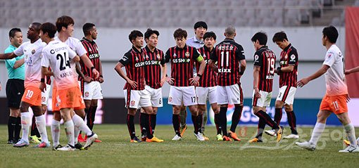 Gangwon FC beat FC Seoul during winning streak