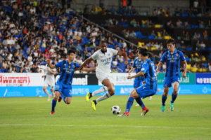 Daegu FC suffers a 0-2 defeat from Ulsan Hyundai