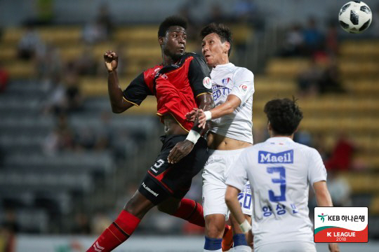 Gyeongnam and Suwon to fight for second place
