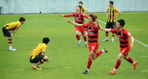 Gyeongnam FC building momentum in K League 1