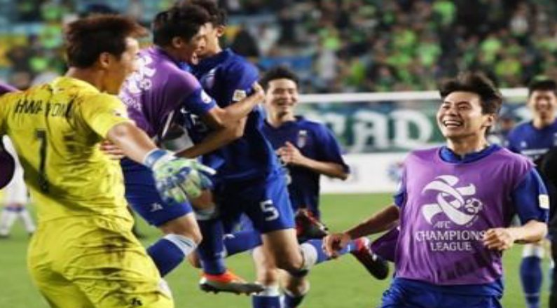 수원 삼성, 전북 현대에 AFC 챔피언스 준결승 진출