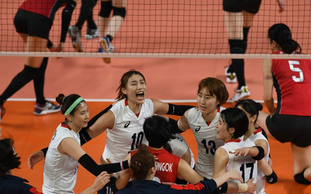Korea Loses to Thailand in Asian Games Semifinals