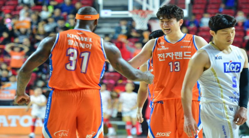 농구 리그 2018-2019 시즌 시작 : 라운드 업