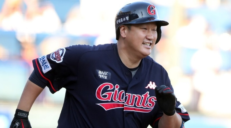Lee Dae-ho is the Highest paid Player in the KBO