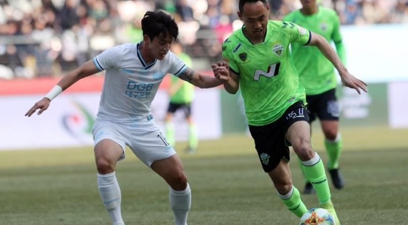 한국 축구 연맹 출석 률 증가