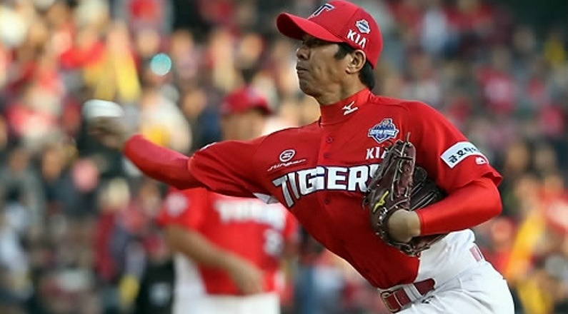 Lim Chang-yong retires from Baseball