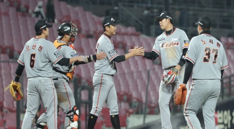 Hanwha Eagles Breaks KBO Records