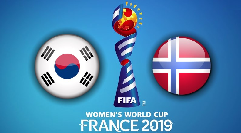2019 Women's World Cup – South Korea vs. Norway Preview