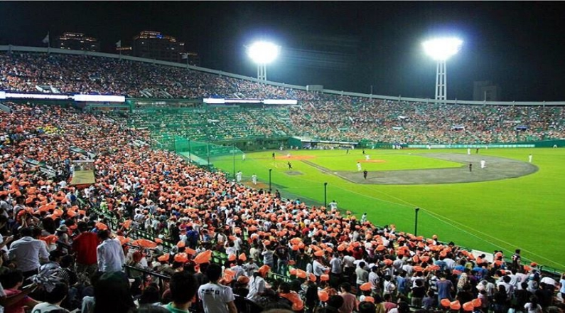 Lotte Giants are in Trouble