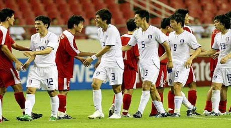South Korea Faces North Korea in World Cup Qualifier
