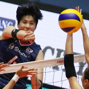South Korea earns spot in Women's Volleyball Olympic Qualifying Tournament