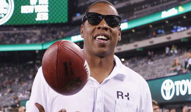 NFL Partnership with Roc Nation Underway