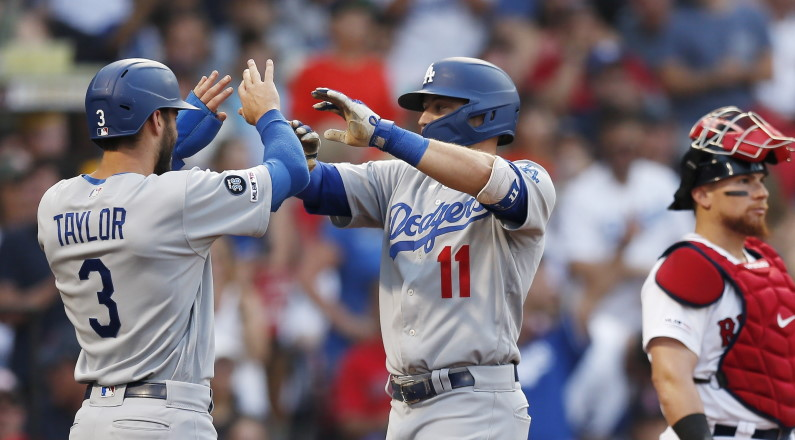 Dodgers Win the NLDS Game 3