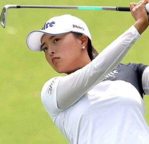 Ko Jin-young and other Korean Golfers at the BMW Ladies Championship