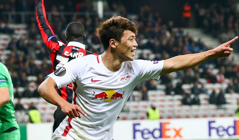 Salzburg Forward Hwang Hee-chan Wants to Learn from the Best