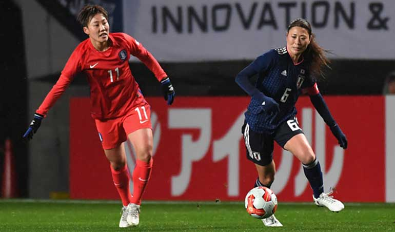 South Korea Gets Second Place at East Asian Tournament for Women