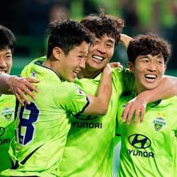 Jeonbuk Hyundai Motors to Represent South Korea in AFC Champions League