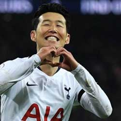 Son Heung-min is Top Asian Finisher in Ballon d'Or Award
