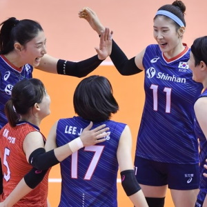 Korean Volleyball Team Qualifies for the 2020 Olympics
