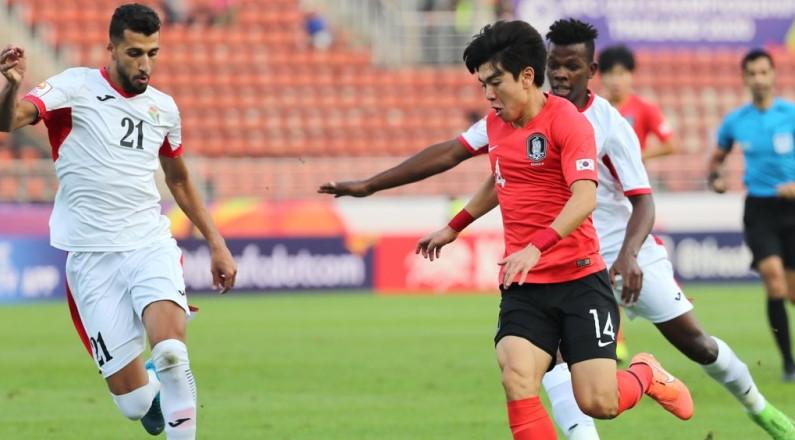 한국 축구 대표팀이 2020 년 올림픽에 출전 할 예정입니까?