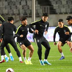 Europe-Based South Korean Players to Miss Olympic Football Qualifiers