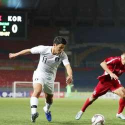 South Korea Football Wants IOC to Adjust Football Age Limit for 2021 Olympics