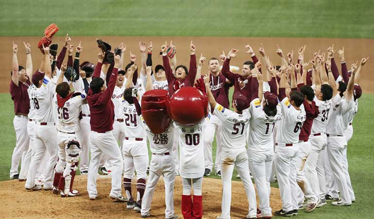 Kiwoom Heroes Manager Unhappy with Compressed KBO Season