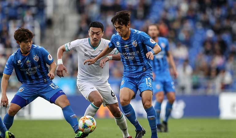 Coach Agonizes over Ulsan Hyundai FC Lineup Options