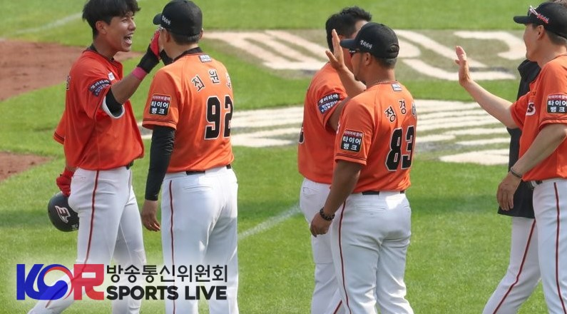 Hanwha Eagles Defeat the Doosan Bears to End their Losing Streak