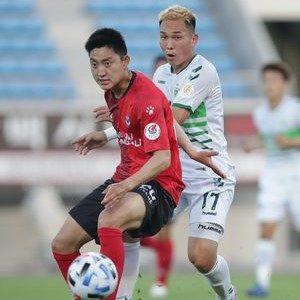 Jeonbuk Hyundai Motors loses to Sangju Sangmu FC