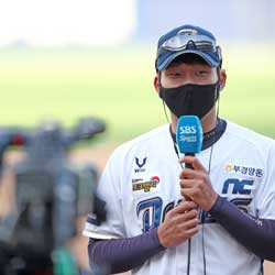 NC Dinos Ace Leads Pitching Categories in KBO