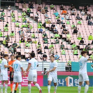 Almost 9000 Fans attend K-League Games Over the Weekend in 6 Stadiums