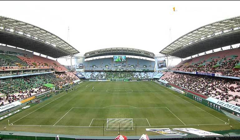 Jeonbuk Hyundai Motors Will Allow Fans in Stadium in Limited Capacity