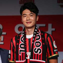 Ki Sung-yueng and Lee Chung-yong Meet for the First Time as Opponents in K League 1