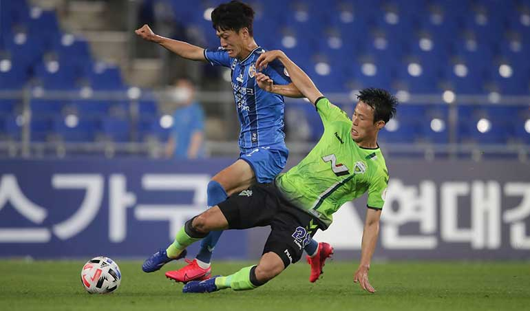 Jeonbuk Wins against Ulsan to Tighten K League Title Race