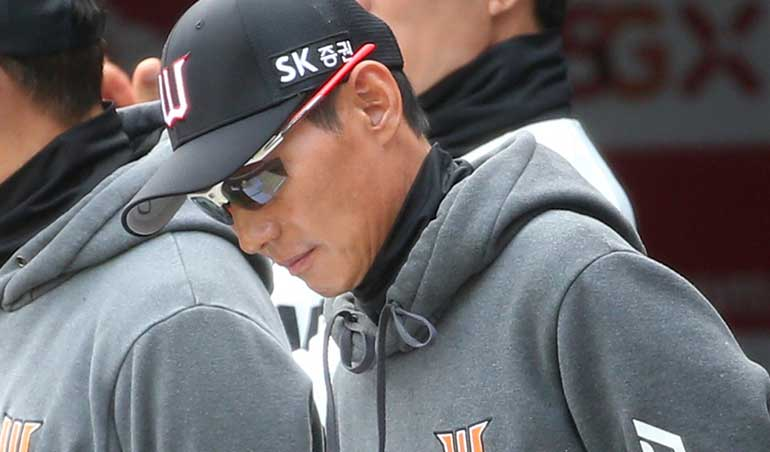 SK Wyverns Manager Apologizes for Missed Games