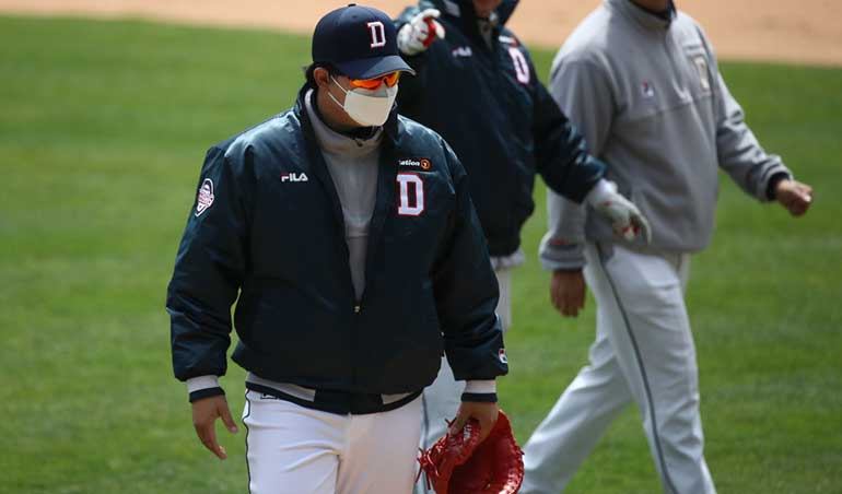 Doosan Bears Wants Second Place in the KBO