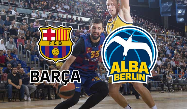 Barcelona vs Alba Berlin Betting Picks – Euroleague Predictions