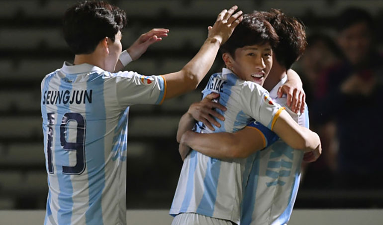 Suwon FC Acquires National Team Midfielder Lee Yeong-jae