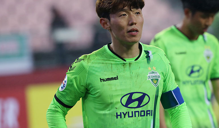 Defending Champions Rise to Top of K League 1