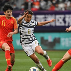South Korea Coach Optimistic After Losing Olympic Women's Football Qualifier