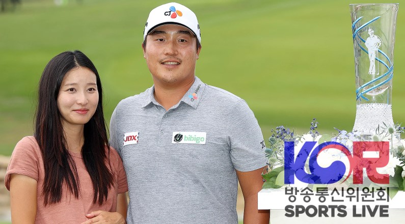 Lee Kyoung-hoon Earns his First PGA Tour Victory